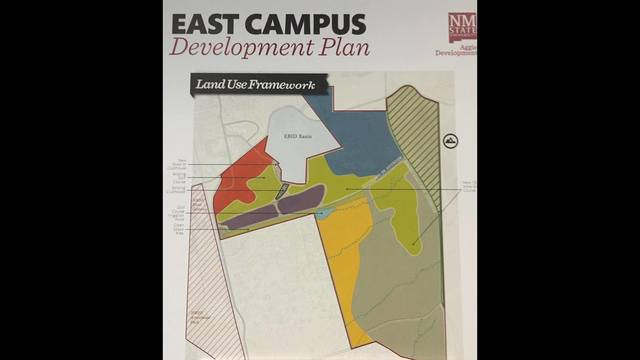 Nmsu To Lease Land As Part Of Future Development Plan