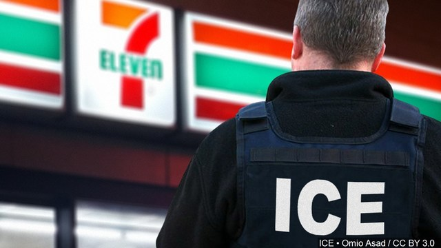 ICE arrests 21 people in nationwide 7-Eleven raids