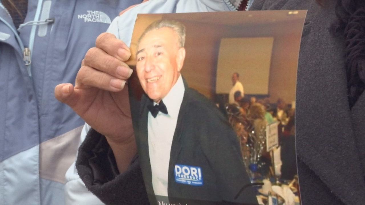 Search Intensifies For Missing Veteran Head Of Bowie Exes