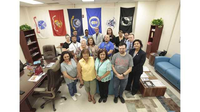 Epcc Opens Veterans Lounge At Transmountain Campus