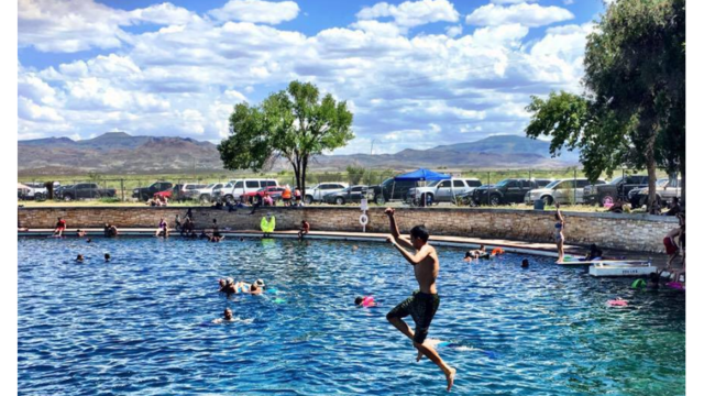 balmorhea state park pool closed indefinitely for repairs