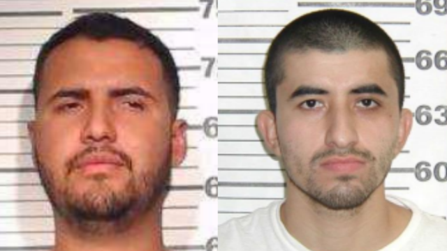 For second time in one week, additional pair of inmates walk away from La Tuna prison camp