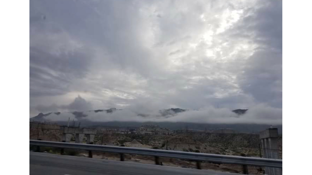 El Paso Weather: Beginning a drying trend