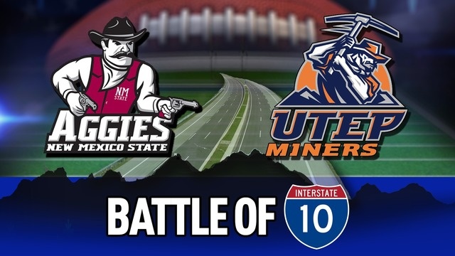 NMSU Aggies defeat UTEP Miners in Battle of I-10