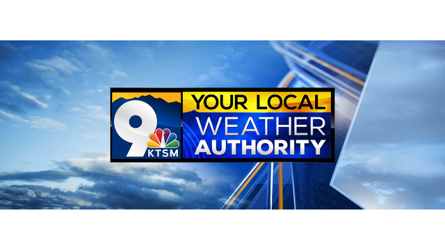 Thursday's Weather On The Go: 10°-15° below normal for today, breezy afternoon