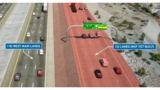 I-10 West between Mesa, Sunland Park to close for 27 hours