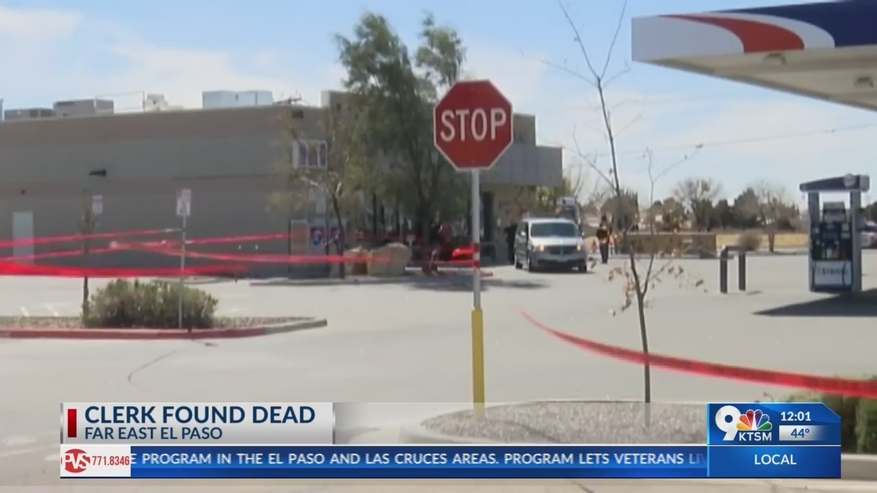 Name of man who killed 7-Eleven store clerk released by El Paso Police