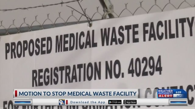 Motion filed to overturn state decision to approve medical waste facility in El Paso