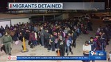 More than 400 migrants apprehended near Bowie High School