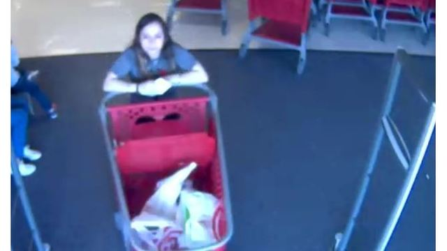 Police search for Target shopper accused in hit-and-run