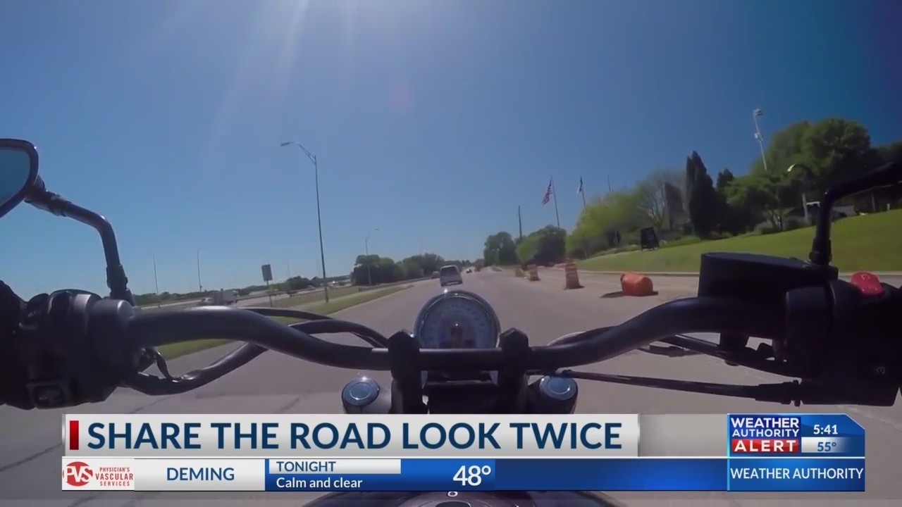 What El Paso motorcyclists want you to remember while driving
