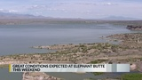 Great conditions expected at Elephant Butte for Memorial Day weekend