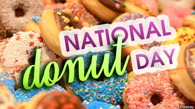 Where to get free doughnuts in El Paso on National Doughnut Day 2019